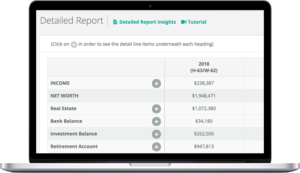 detailed report insights